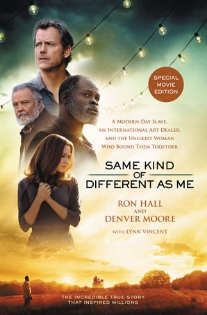 Same Kind of Different As Me Movie Edition book image