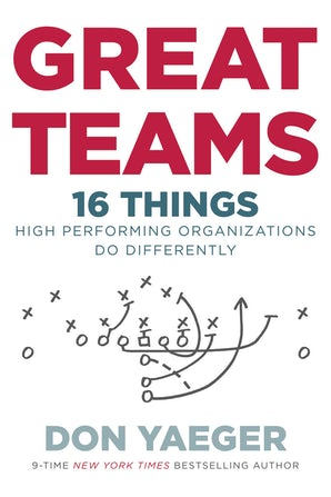 Great Teams book image