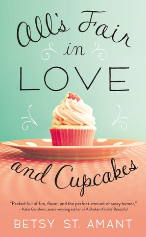 All's Fair in Love and Cupcakes book image