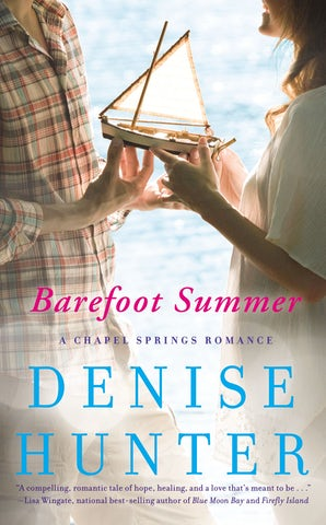 Barefoot Summer Paperback  by Denise Hunter