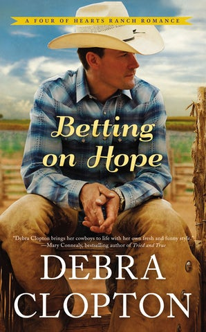 Betting on Hope Paperback  by Debra Clopton