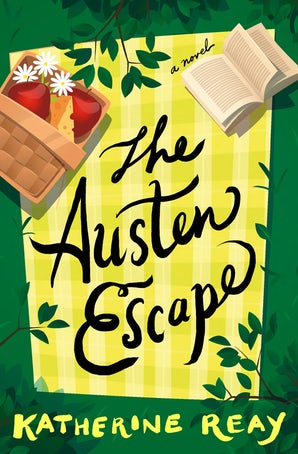 The Austen Escape Paperback  by Katherine Reay