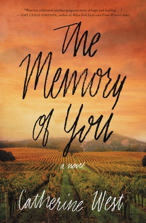 The Memory of You Paperback  by Catherine West