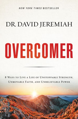 Overcomer book image