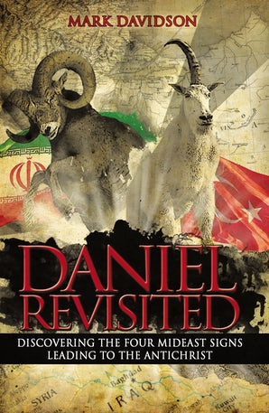 Daniel Revisited book image