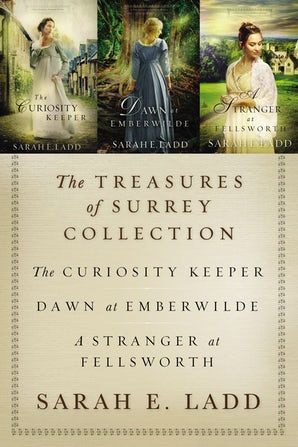 The Treasures of Surrey Collection book image