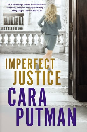 Imperfect Justice Paperback  by Cara C. Putman