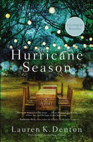 Hurricane Season Paperback  by Lauren K. Denton