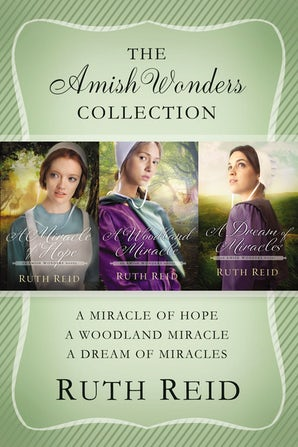 The Amish Wonders Collection eBook DGO by Ruth Reid