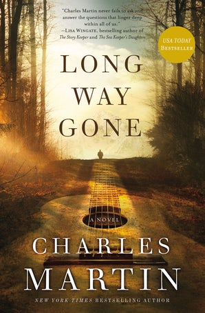 Long Way Gone book image