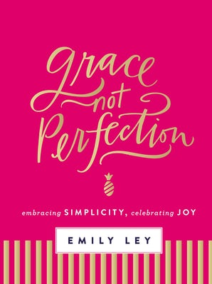 Grace, Not Perfection book image
