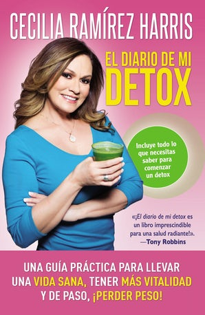 El diario de mi detox book image