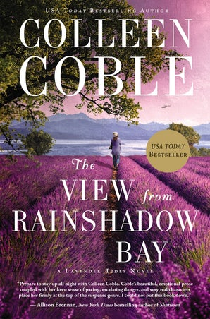 The View from Rainshadow Bay Paperback  by Colleen Coble