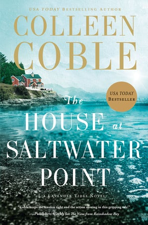 The House at Saltwater Point Paperback  by Colleen Coble