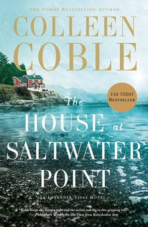 The House at Saltwater Point book image