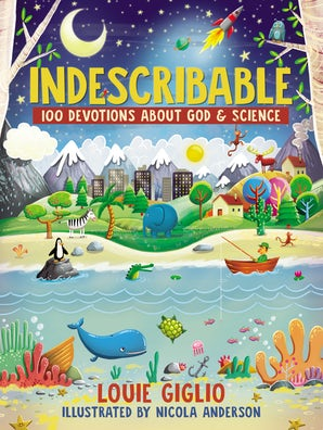 Indescribable book image