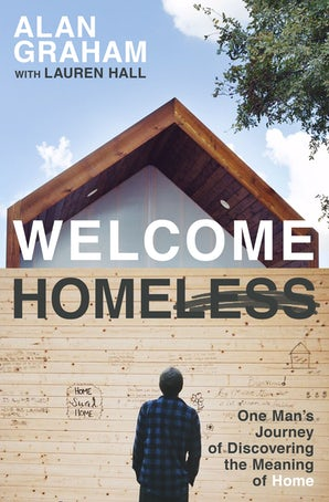 Welcome Homeless book image