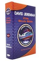 NKJV, Airship Genesis Kids Study Bible, Hardcover