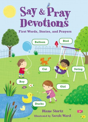 Say and Pray Devotions book image