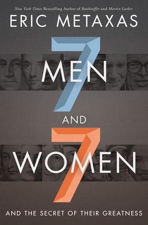 Seven Men and Seven Women book image
