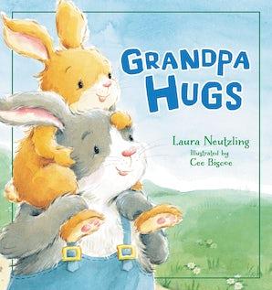 Grandpa Hugs book image