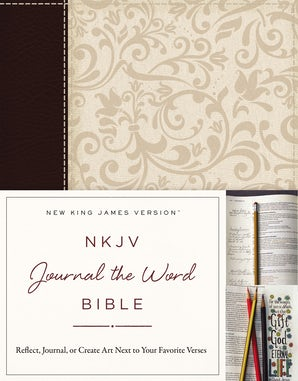 nkjv-journal-the-word-bible-leathersoft-browncream-red-letter-edition