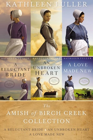 The Amish of Birch Creek Collection eBook DGO by Kathleen Fuller