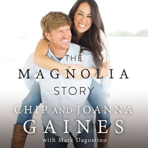 The Magnolia Story book image