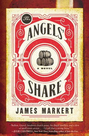 The Angels' Share Paperback  by James Markert