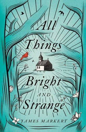 All Things Bright and Strange Paperback  by James Markert