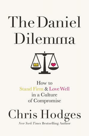 The Daniel Dilemma book image