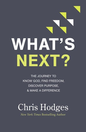 What's Next? book image