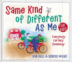 Same Kind of Different As Me for Kids book image