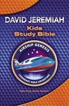 NKJV, Airship Genesis Kids Study Bible, eBook
