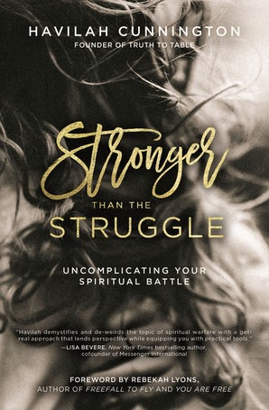 Stronger than the Struggle book image
