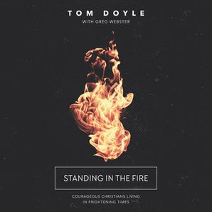 Standing in the Fire book image