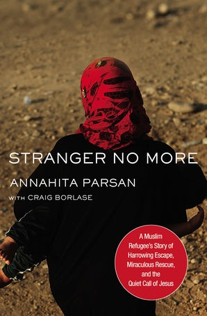 Stranger No More book image