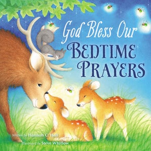 God Bless Our Bedtime Prayers book image