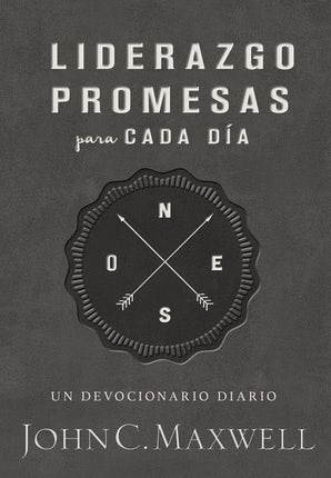 Liderazgo, promesas para cada día book image