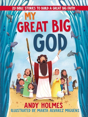 My Great Big God book image