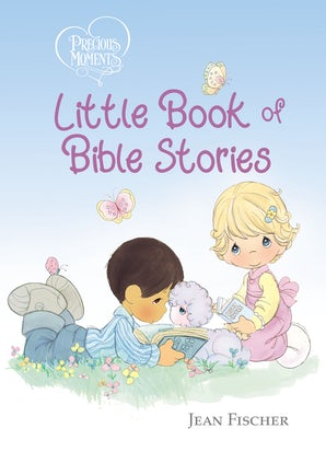 Precious Moments Little Book of Bible Stories book image