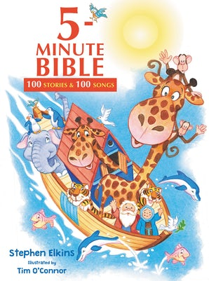 5-Minute Bible book image
