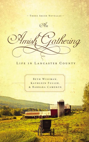 An Amish Gathering Paperback  by Beth Wiseman