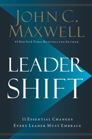Leadershift book image