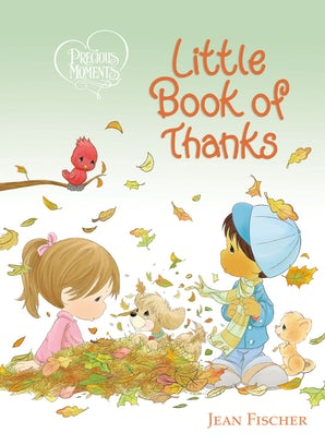 Precious Moments Little Book of Thanks book image