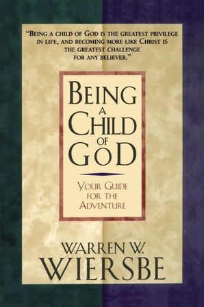 Being a Child of God book image