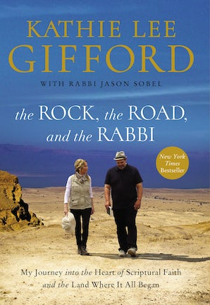 The Rock, the Road, and the Rabbi book image