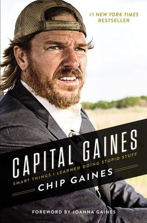 Capital Gaines book image