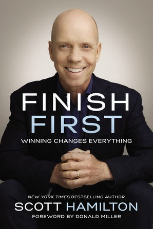 Finish First book image