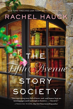 The Fifth Avenue Story Society book image
